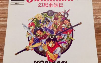 [Retroboxing] Suikoden (Playstation)