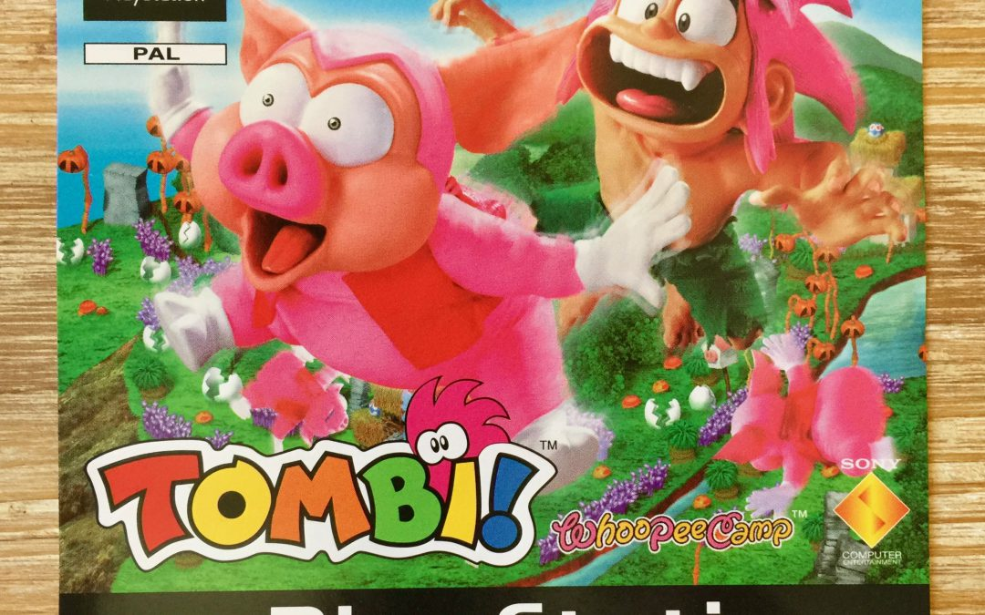 [Retroboxing] Tombi! (Playstation)