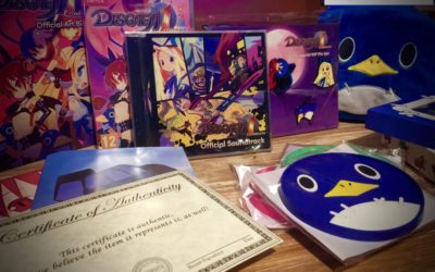 Unboxing Disgaea 1 Complete – Rosen Queen's Finest Edition sur Switch