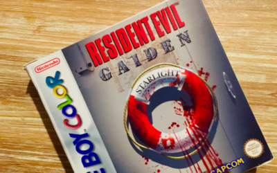 [Retroboxing] Resident Evil Gaiden – Game Boy Color