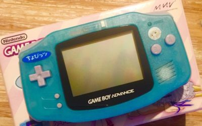 Retroboxing : Game Boy Advance – Chobits Edition