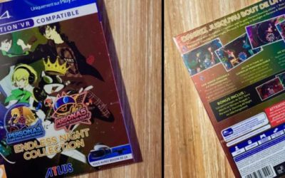 [Fastboxing] Persona – Endless Night Collection – PS4