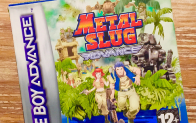 [Retroboxing] Metal Slug Advance – Game Boy Advance