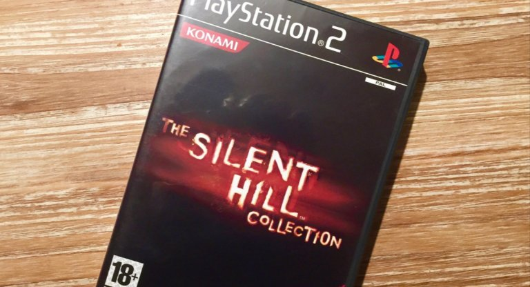 [Retroboxing] The Silent Hill Collection – Playstation 2