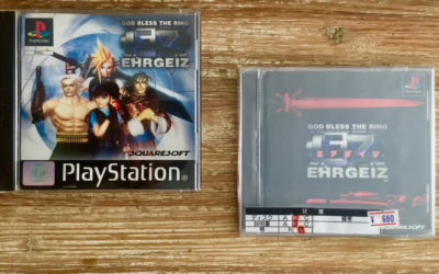 [Retroboxing] Ehrgeiz – Playstation