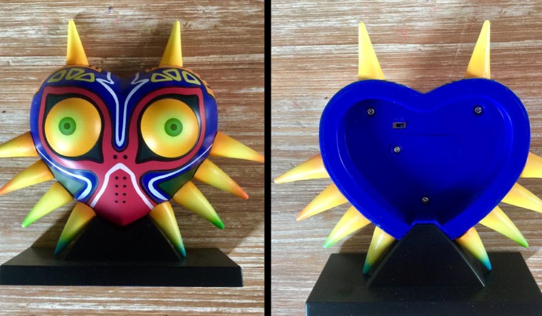 [Unboxing] Lampe Majora's Mask – Club Nintendo