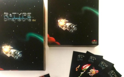 [Fastboxing] R-Type Dimensions EX Collectors Edition – Switch