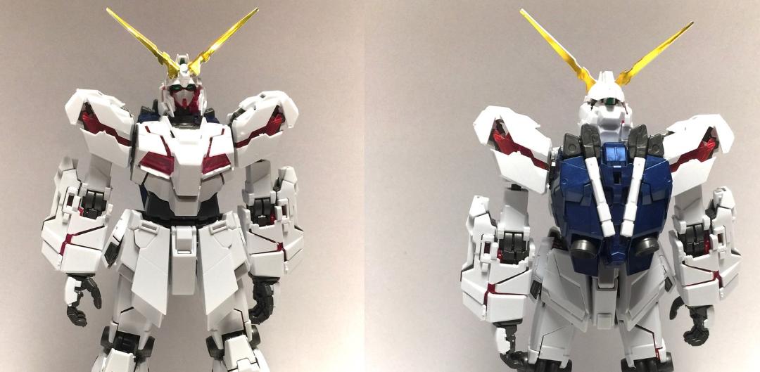[Unboxing] RX-0 UNICORN GUNDAM FULL PSYCHO-FRAME PROTOTYPE MOBILE SUIT