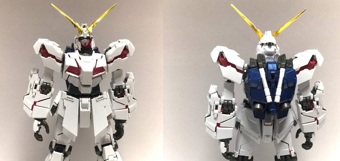 [Unboxing] RX-0 UNICORN GUNDAM FULL PSYCHO-FRAME PROTOTYPE MOBILE SUIT