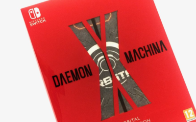 [Fastboxing] Daemon X Machina – Orbital Limited Edition – Switch