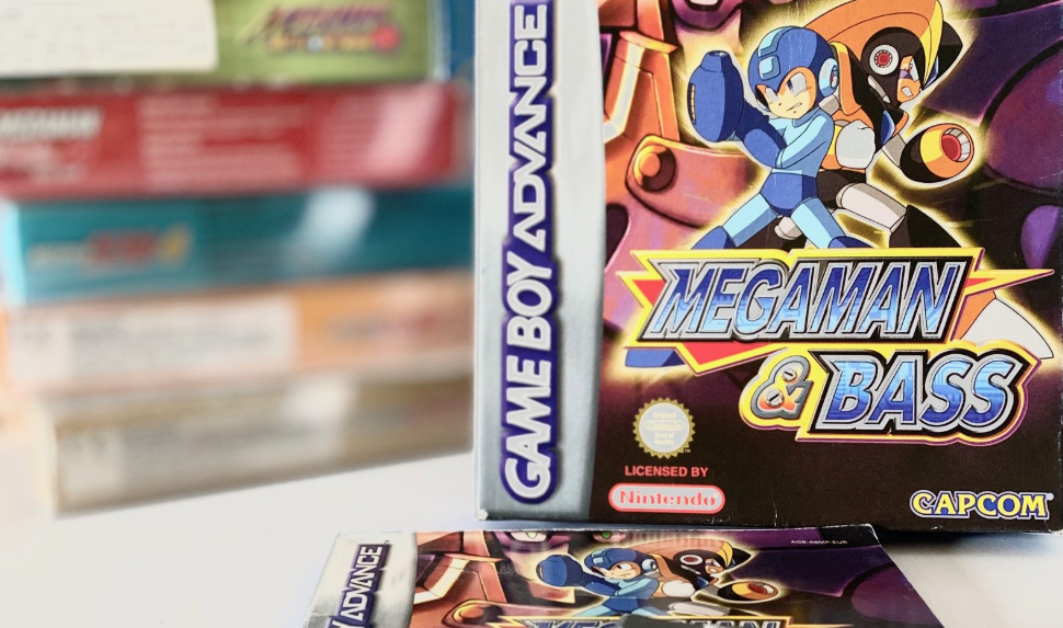 [Retroboxing] Megaman & Bass – Game Boy Advance