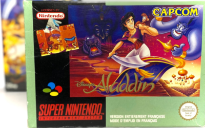 [Retroboxing] Aladdin – Super Nintendo