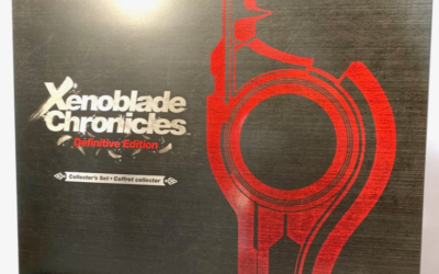[Unboxing] Xenoblade Chronicles – Definitive Edition – Switch