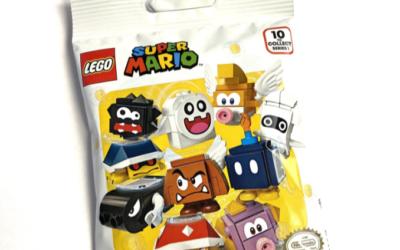 [Fastboxing] Lego x Super Mario – Figurines aléatoires Série 1