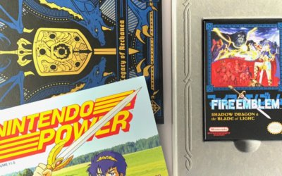 [Unboxing] Fire Emblem Shadow Dragon & The Blade of Light – 30th Years Edition – Switch